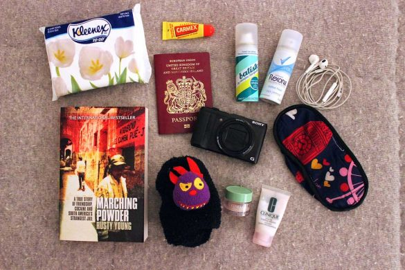 Flight essentials Beauty and the Beasts