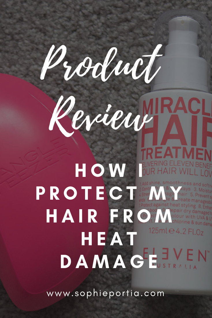 Discover how I care for my hair during Winter with this review of Eleven's Miracle Hair Treatment