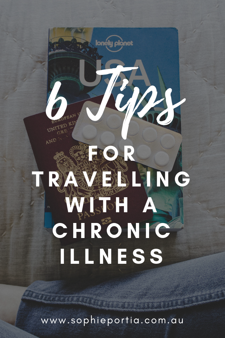 Take the fear out of travelling with these simple tips for travelling with a chronic illness. Learn how to plan ahead and manage your condition while travelling, so you can fully enjoy your trip!